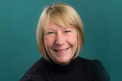 Andrea Harding, life coach