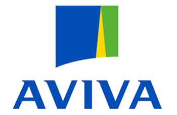 Aviva, one of the business organisations I've worked with